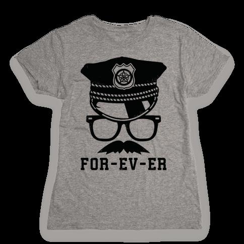 For-ev-er Womens T-Shirt