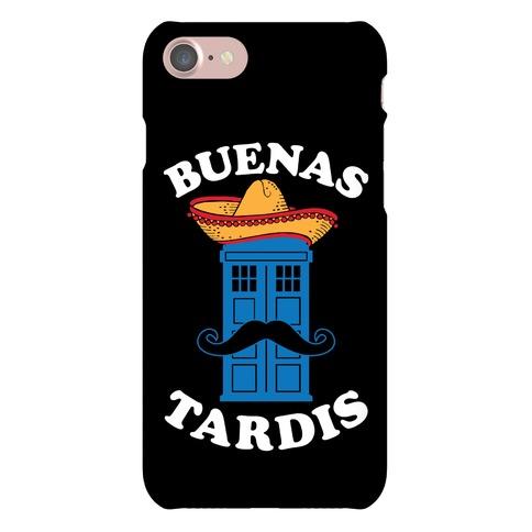 Buenas Tardis Phone Case