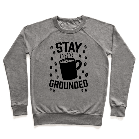Stay Grounded Pullover