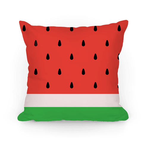 Watermelon Pillow Pillow