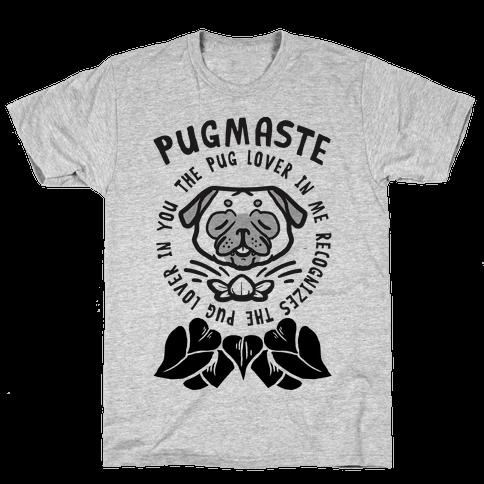 Pugmaste Mens T-Shirt