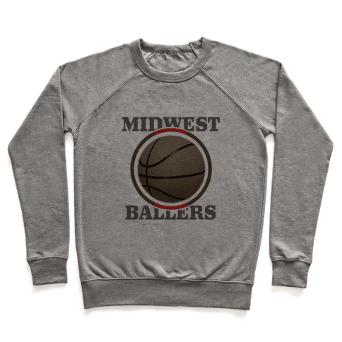 Midwest Ballers Pullover
