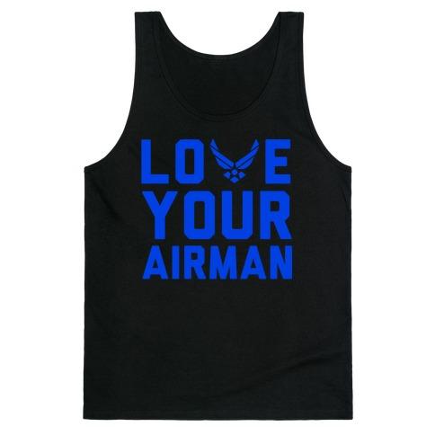 Love Your Airman Tank Top