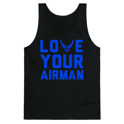 Love Your Airman Tank Top