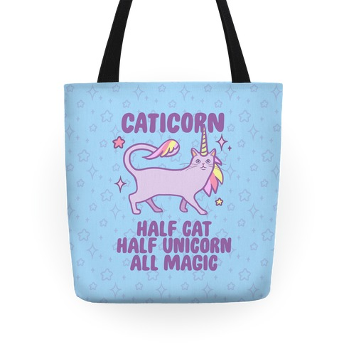 Caticorn Magic Tote
