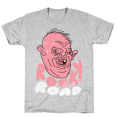 SLOTH - ROCKY ROAD (GOONIES) VINTAGE Mens T-Shirt