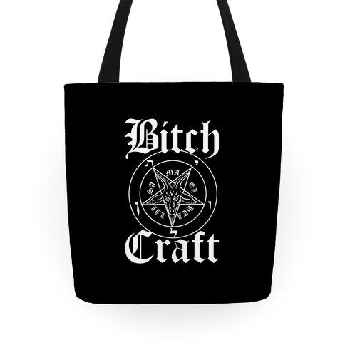 Bitchcraft Tote
