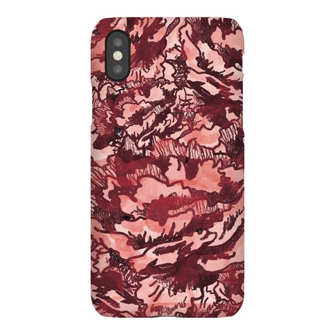Peonies Phone Case