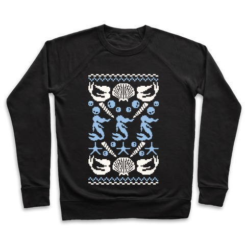 Ugly Mermaid Sweater Pullover