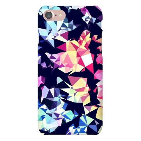 Rainbow Geometry Phone Case