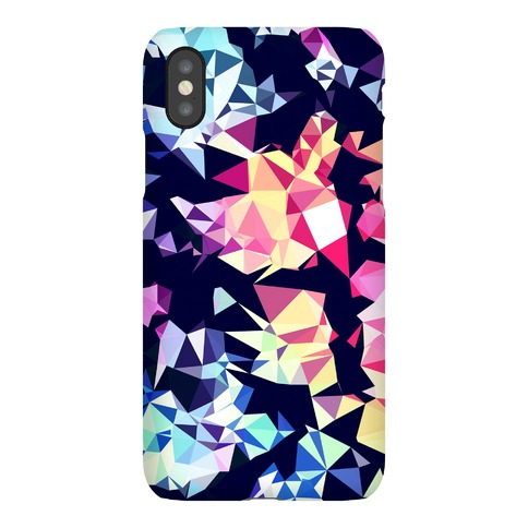 Rainbow Geometry Phone Case