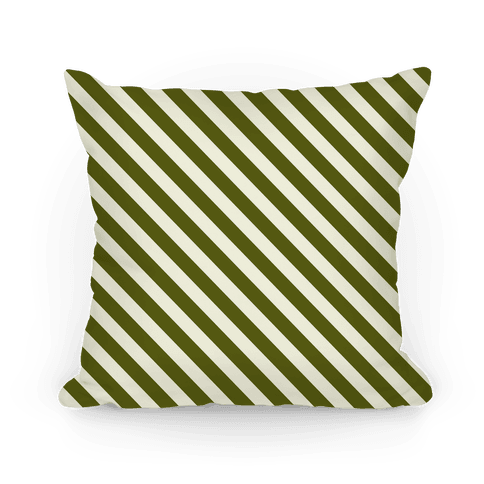 Green Stripe Pattern