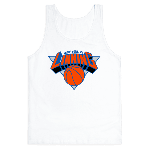 New York is Linning Tank Top