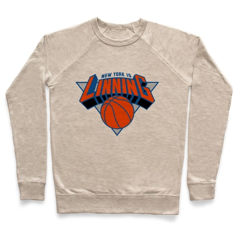 New York is Linning Pullover