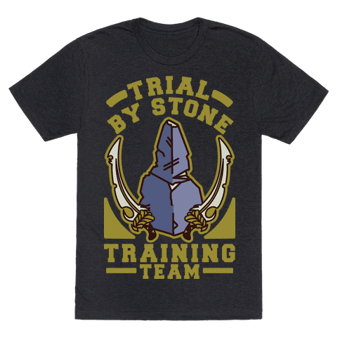 Trial by Stone Training Team