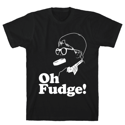 Oh Fudge! Mens T-Shirt