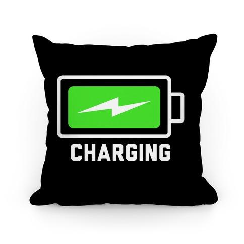 Charging Pillow Pillow