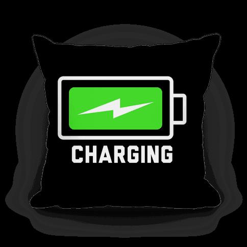 Charging Pillow