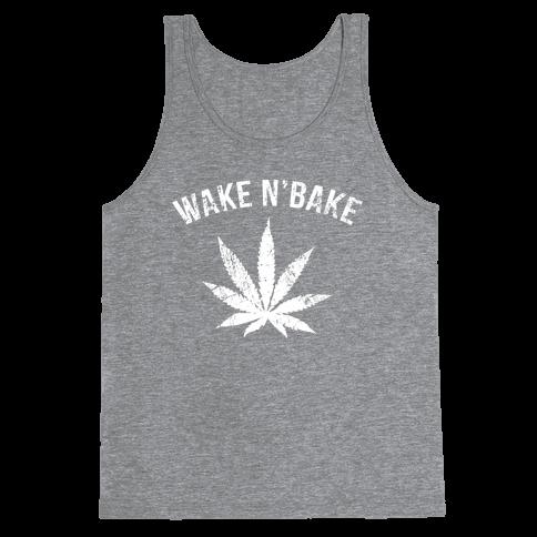Wake N' Bake Tank Top