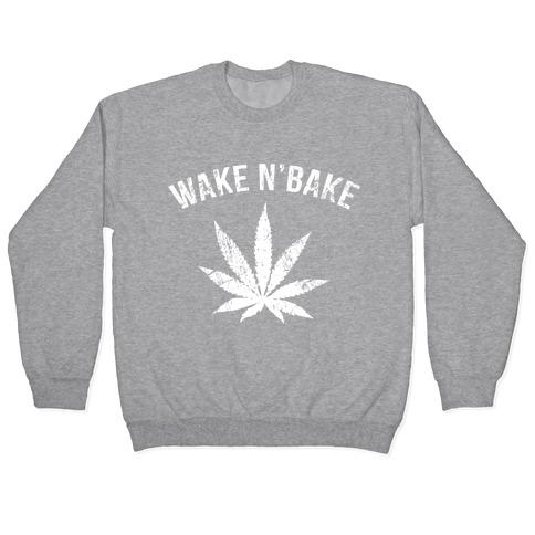 Wake N' Bake Pullover