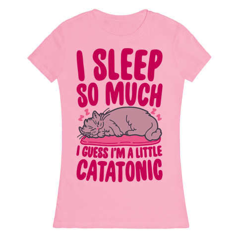 Catatonic Womens T-Shirt