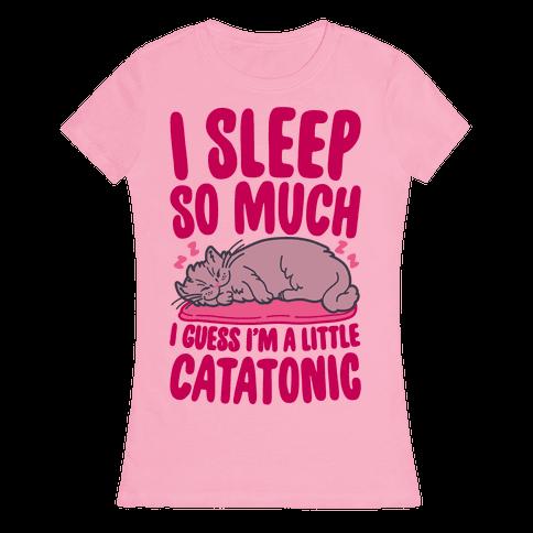 Catatonic Womens T-Shirt