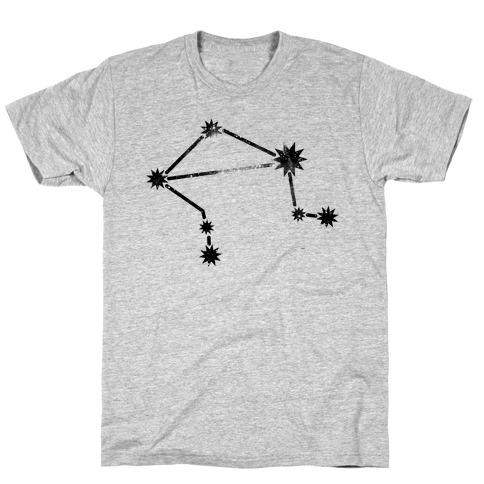 Libra Mens T-Shirt