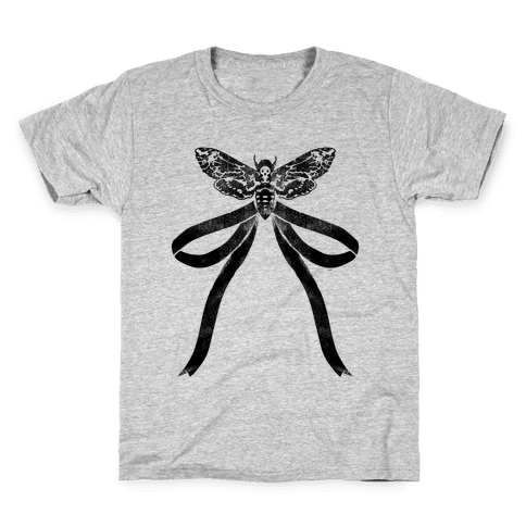 Moth Bow Kids T-Shirt