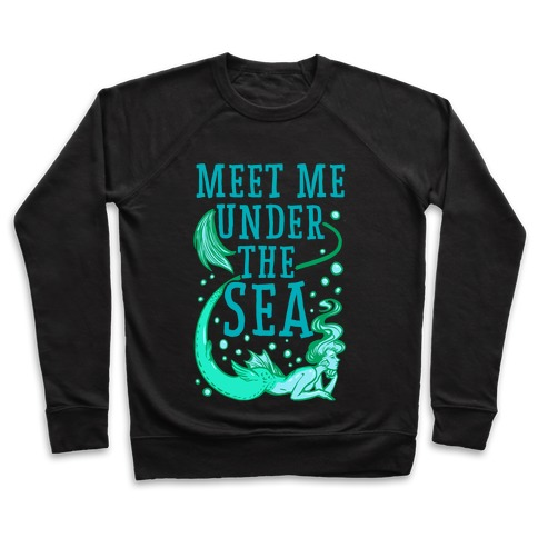 Meet Me Under the Sea Pullover