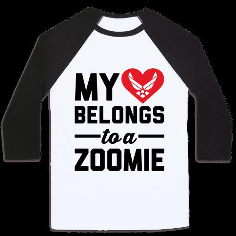 My Heart Belongs To A Zoomie