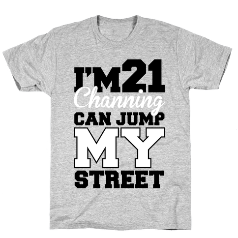 21 Jump Street Mens T-Shirt