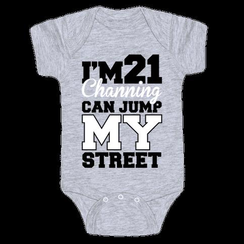 21 Jump Street Baby Onesy