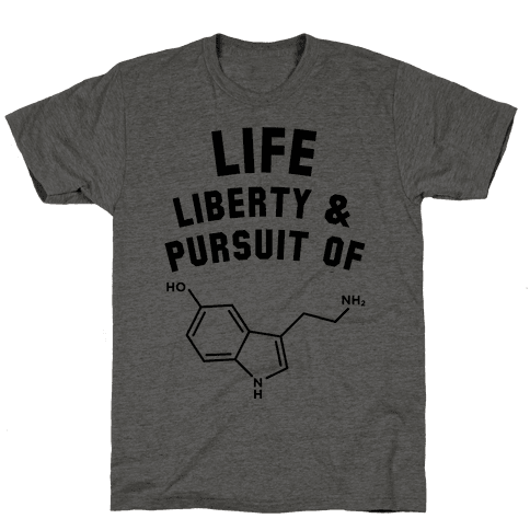 Life, Liberty, & Pursuit of Happiness
