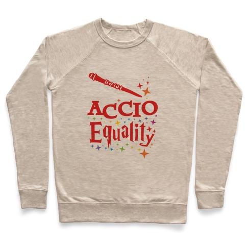 Accio Equality! Pullover