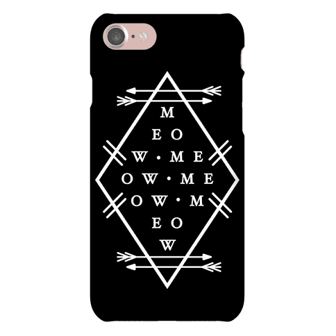 Meow Diamond Phone Case