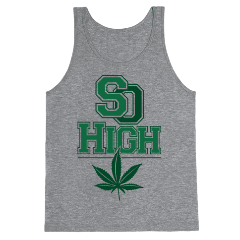 So High Tank Top