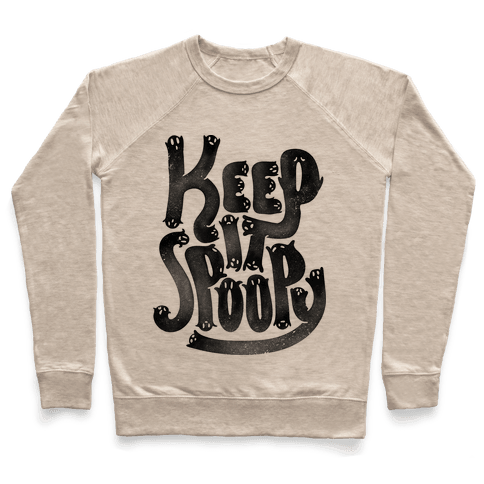 Keep it Spoopy Pullover