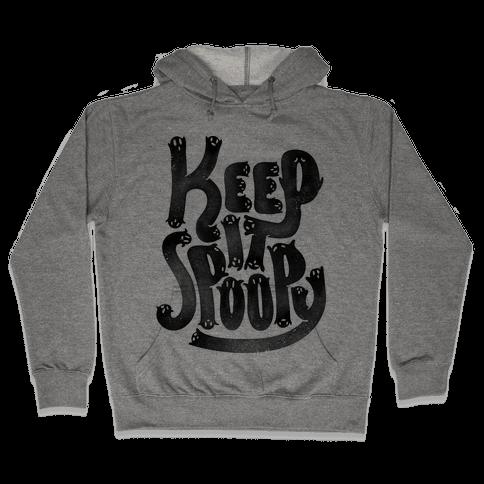 Keep it Spoopy Hooded Sweatshirt