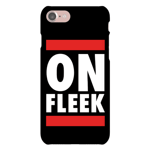 On Fleek (DMC Parody) Phone Case