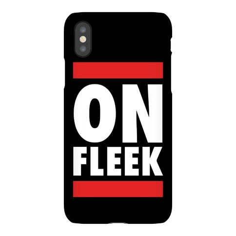 On Fleek (DMC Parody) Phone Case