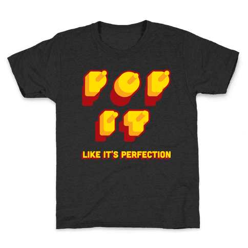 Pop it tank Kids T-Shirt