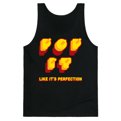 Pop it tank Tank Top