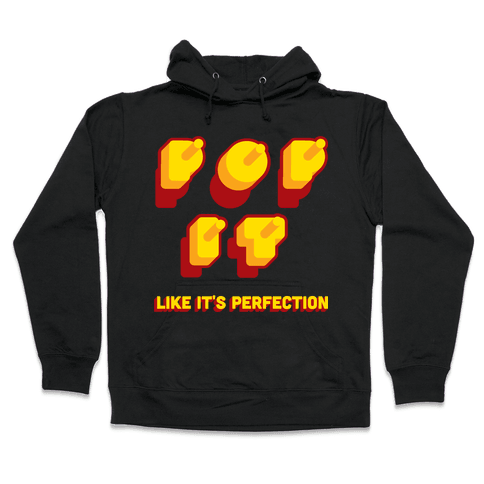 Pop it tank Hooded Sweatshirt