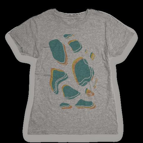 Geyser Islands Womens T-Shirt