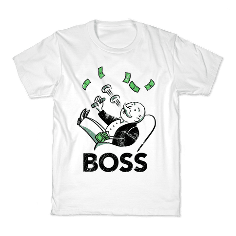 Boss Kids T-Shirt