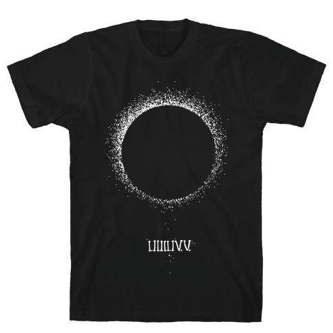 Total Eclipse Countdown Mens T-Shirt