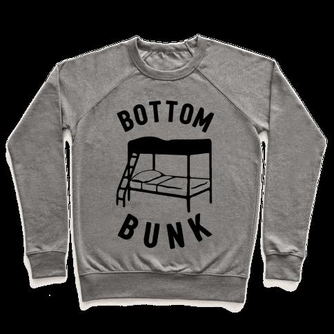 Bottom Bunk Pullover
