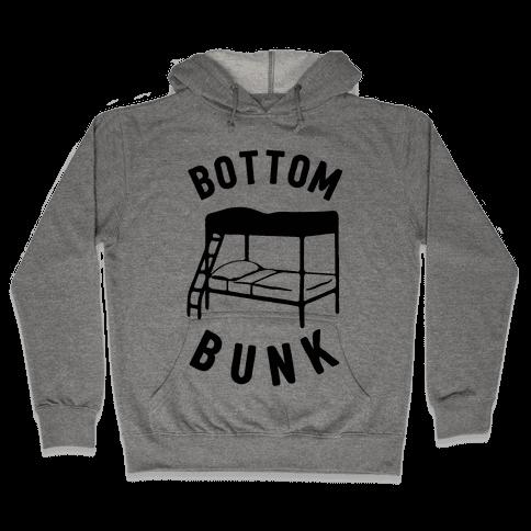 Bottom Bunk Hooded Sweatshirt