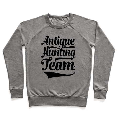 Antique Hunting Team Pullover