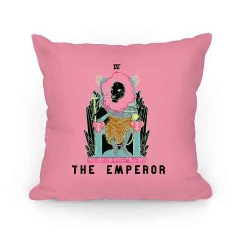 The Emperor Lion Pillow